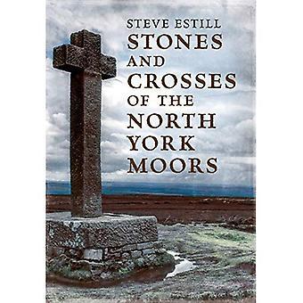 Pietre e croci di York del nord attracca