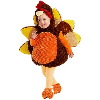 Tyrkia Toddler Costume