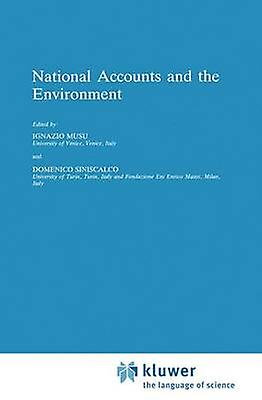 National Accounts and the Environment by Musu & I.