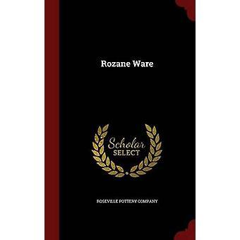 Rozane Ware par société & Roseville Pottery