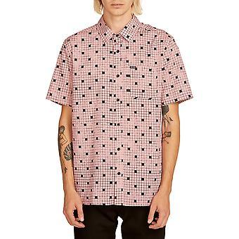 Volcom Crossed Up S/S Short Sleeve Shirt