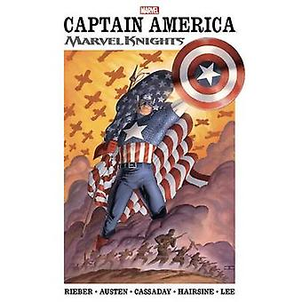 Captain America - Marvel Knights Vol. 1 by John Cassaday - John Ney Ri