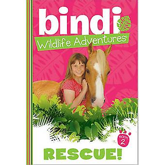 Rescue! by Bindi Irwin - Jess Black - 9781402255175 Book