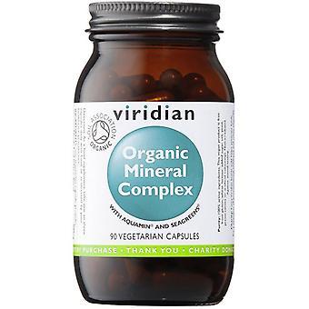 Viridian organiska mineral komplex veg mössor 90 (301)