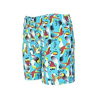 Zoggs Boys Parrot Parade Swim Shorts - Multi