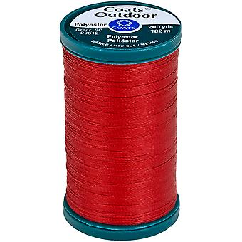 Outdoor Living Thread 200 Yards Red Cherry S971 2680