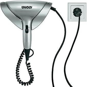 Hair dryer Unold 87396 Silver