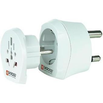 Travel adapter Combo World to South Africa Skross 1.500202
