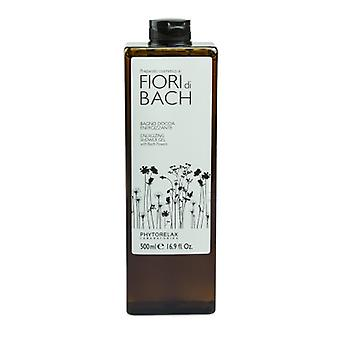 Phytorelax Fiori di Bach energizing shower gel 500ml