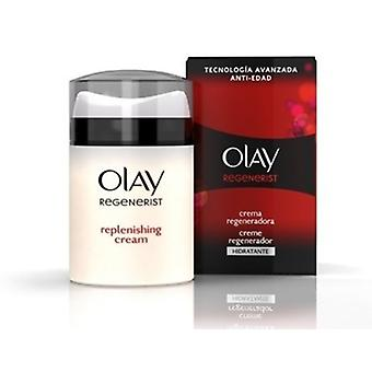 Olay Regenerating Day Cream (Woman , Cosmetics , Skin Care , Anti-aging , Rejuveneting)
