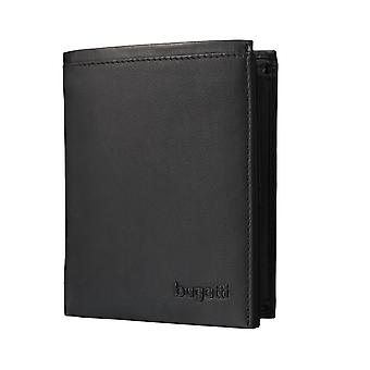 Bugatti Veloce men wallet wallets purse black 3579