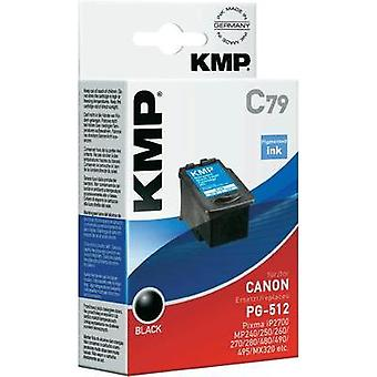 KMP Ink replaced Canon PG-512 Compatible Black