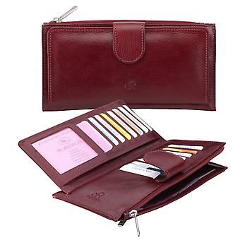 Dr Amsterdam Vegio ladies wallet Red