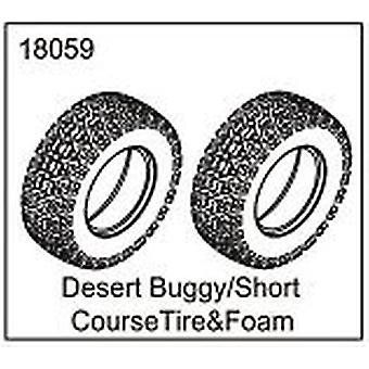 Desert Buggy / Short Course Tire & Form