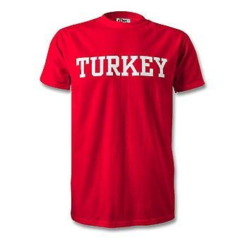 Turkey Country T-Shirt