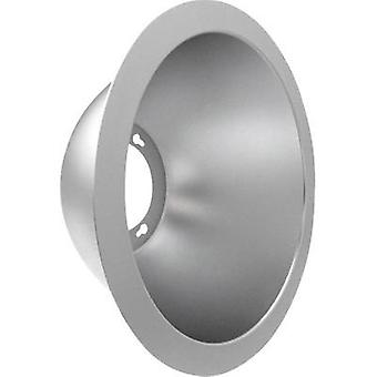 LED reflector Frosted Metal (brushed) CREE
