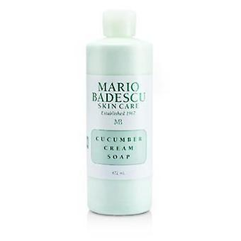 Mario Badescu Cucumber Cream Soap - voor alle huidtypes - 472ml / 16oz
