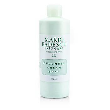 Mario Badescu Cucumber Cream Soap - For All Skin Types - 472ml/16oz