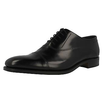 Mens Loake Smart Leather Lace Up Shoes Cagney