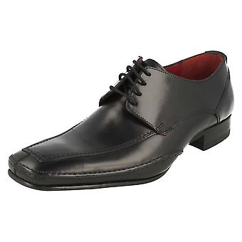 Mens Loake Smart Leather Lace Up Shoes Hurst