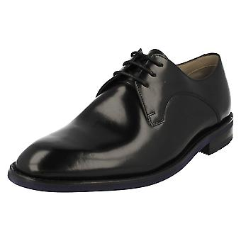 Mens Clarks Formal Lace Up Shoes Swinley Lace