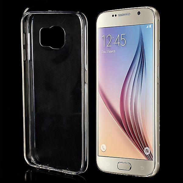 Silikoncase transparent 0.3 mm ultra thin case for Samsung Galaxy S6 G920 G920F