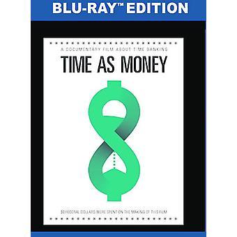 Tid som penge [Blu-ray] USA import