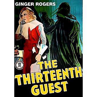 Thirteenth Guest [DVD] USA import