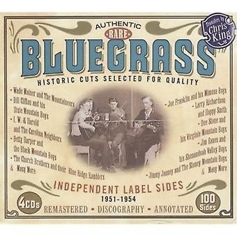 Importación de Bluegrass-independiente etiqueta lados 1951-54-Bluegrass-independiente etiqueta lados 1951-54 [CD] Estados Unidos