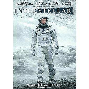 Interstellar [DVD] USA import