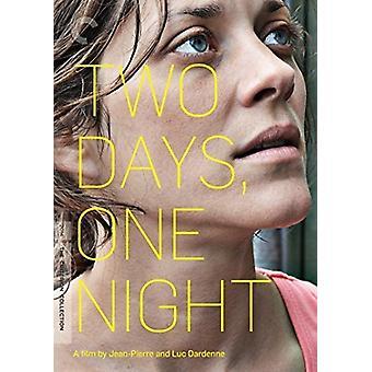 Importazione di due giorni una notte [DVD] Stati Uniti d'America