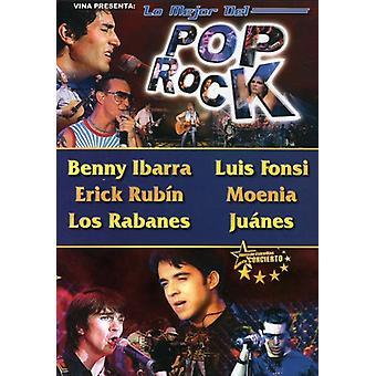 Vol. 221-Mejor De Pop Rock [DVD] USA importerer