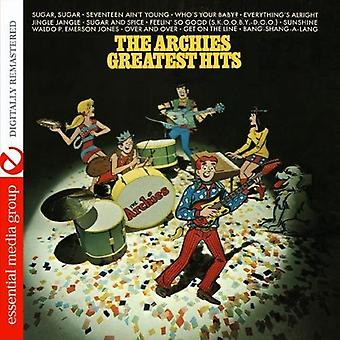 Archies - Greatest Hits [CD] USA import
