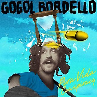 Gogol Bordello - importar de USA Pura Vida conspiración [CD]