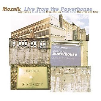 Mozaik - Live at the Powerhouse [CD] USA import