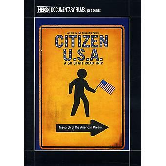 Citizen Usa: A 50 State Roadtrip [DVD] USA import