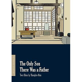 Only Son & There Was a [DVD] USA import