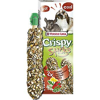 Versele Laga Sticks Rabbits and Chinchillas Herbs 2 Pieces (Roedores , Snacks)