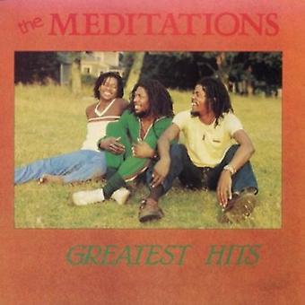 Meditations - Greatest Hits [CD] USA import