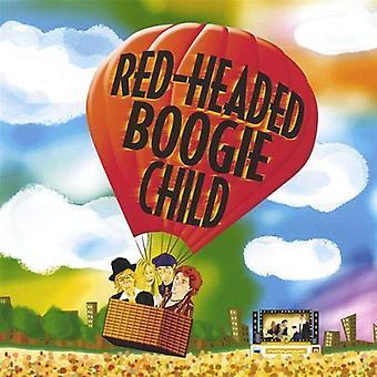 Boogie de choux rouge enfant - Movie ou la planète? [CD] USA import