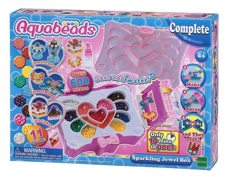 Aquabeads Sparkling Jewel Box