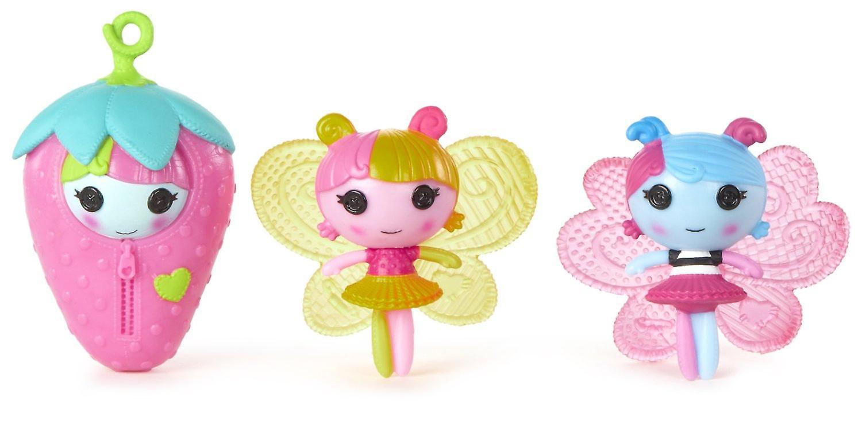 Мини-Лала Oopsie Littles 3 пакета фея тюльпан, Фея Сирени & фея Фирн