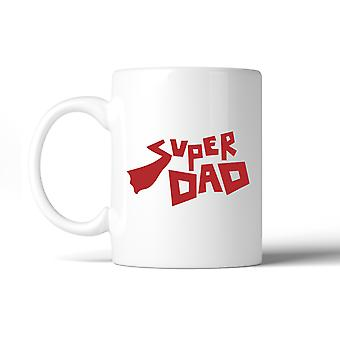 Super Dad Unique Design Coffee Mug Unique Dad Gifts From Daughter