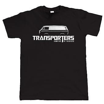 Kuljetusautoista miesten T25 T-paita