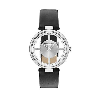 Kenneth Cole New York Damen Uhr Armbanduhr Leder KC15004001