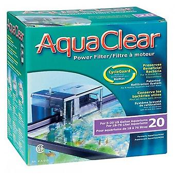 Aquaclear AQUACLEAR 20 (MINI) (Fish , Filters & Water Pumps , External Filters)