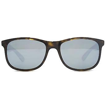 Ray-Ban Andy Tortoise Polarized Sunglasses RB4202-710/Y4-55