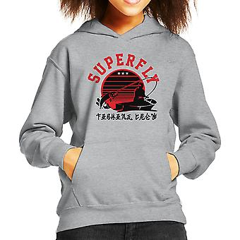 Superfly Fishing Crew Kid's Hooded Sweatshirt