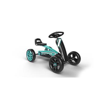 BERG Buzzy Racing Go-Kart Green