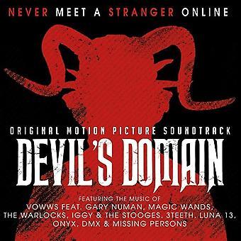 Jürgen Engler - Devils domæne / O.S.T. [CD] USA import